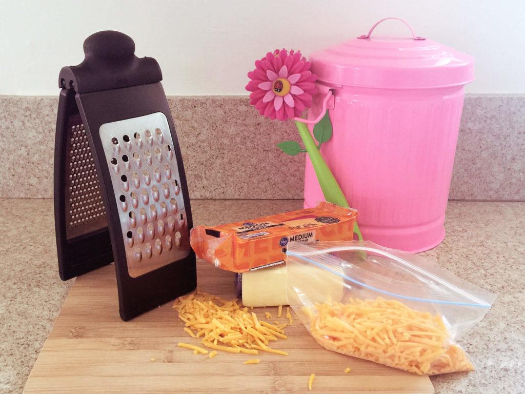 φαγητά στην κατάψυξη   τυρί