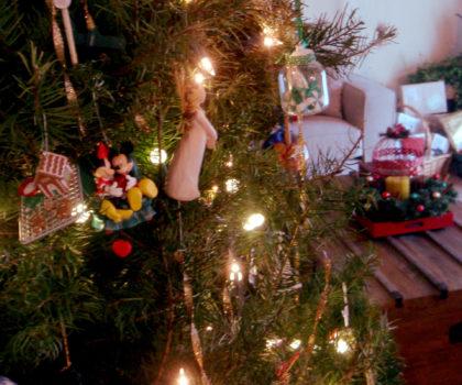 Οργάνωση γιορτών - δέντρο
