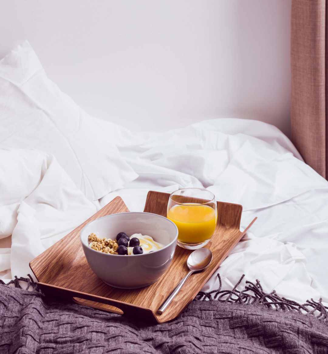 Πρωινή ρουτίνα
