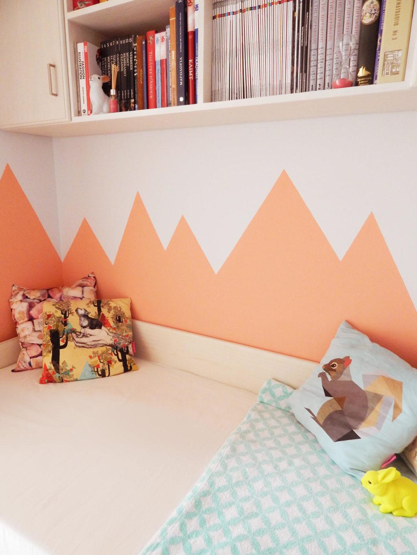 3bbef7e8b45d Εύκολη και οικονομική διακόσμηση παιδικού δωματίου