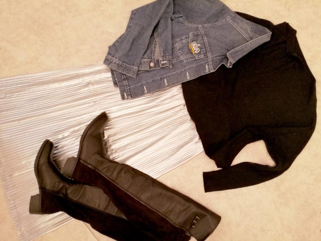 Μίντι φούστα - πρόταση 1