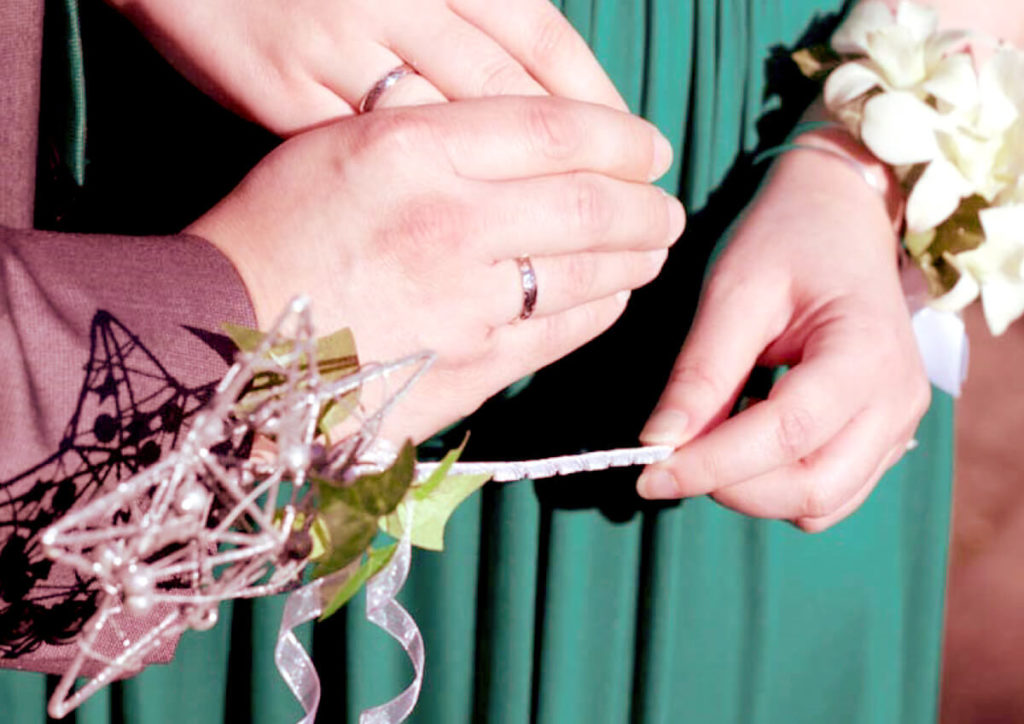 γαμήλιες ανθοδέσμες