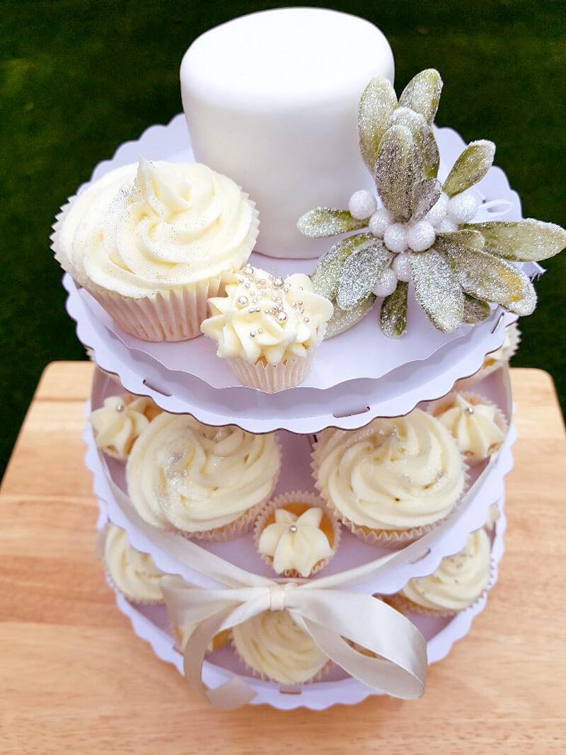 Πρωτότυπες ιδέες για γαμήλιες τούρτες