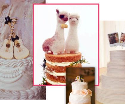 Κορυφές για τούρτες γάμου γενική