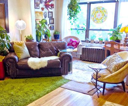 Διακοσμητική τάση: Το Bohemian Style στο σπίτι