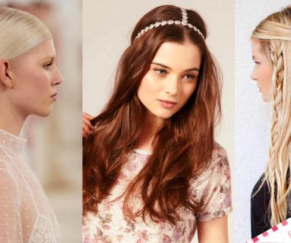 Τα 4 ανοιξιάτικα trends για τα μαλλιά που θα κυριαρχήσουν φέτος την Άνοιξη
