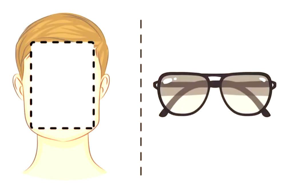 Ποια γυαλιά ηλίου να επιλέξεις ορθογωνιο