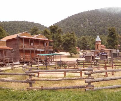 The Ranch: μια επίσκεψη στη Άγρια Δύση