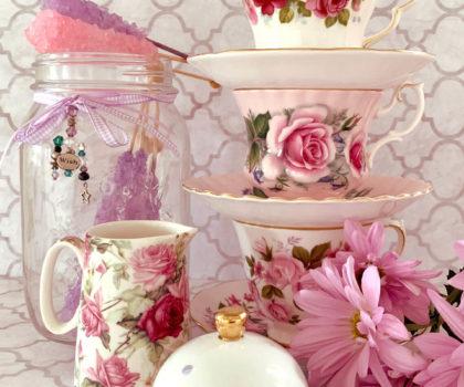 Πρόσκληση σε τσάι