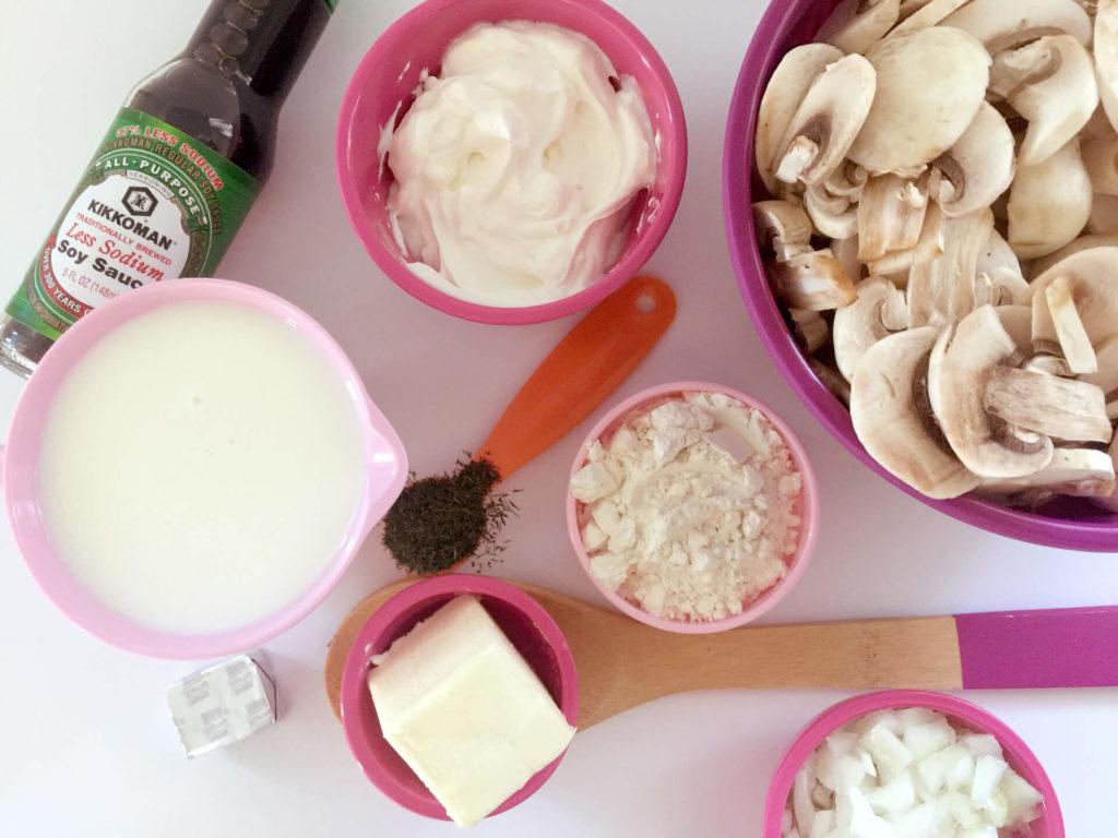 Γευστική Μανιταρόσουπα