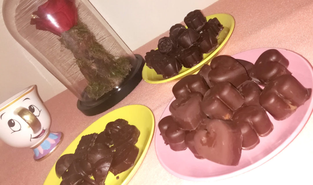 Λαχταριστά σοκολατάκια