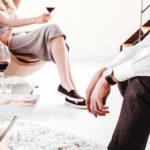 Τα είδη των αντρών στο πρώτο ραντεβού