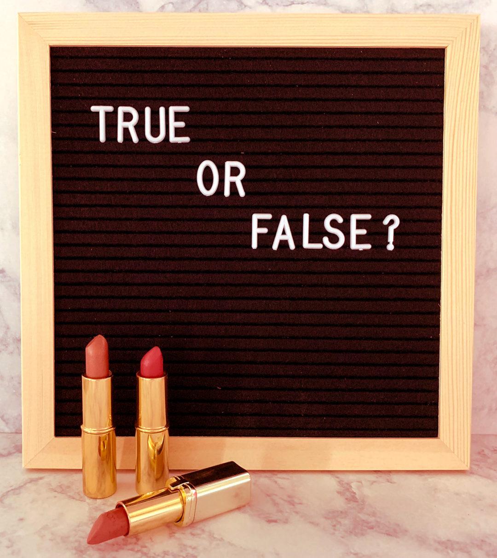 Κραγιόν: Αλήθεια ή Μύθος;