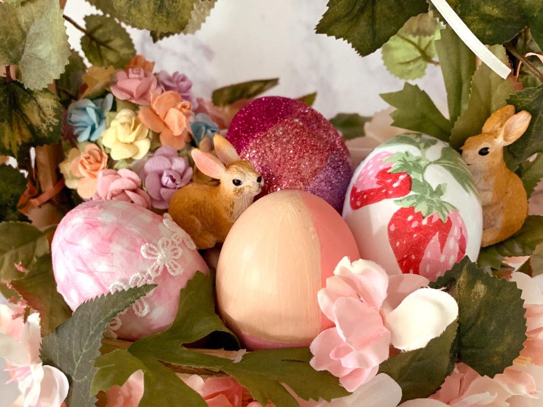 Διακοσμητικά πασχαλινά αυγά