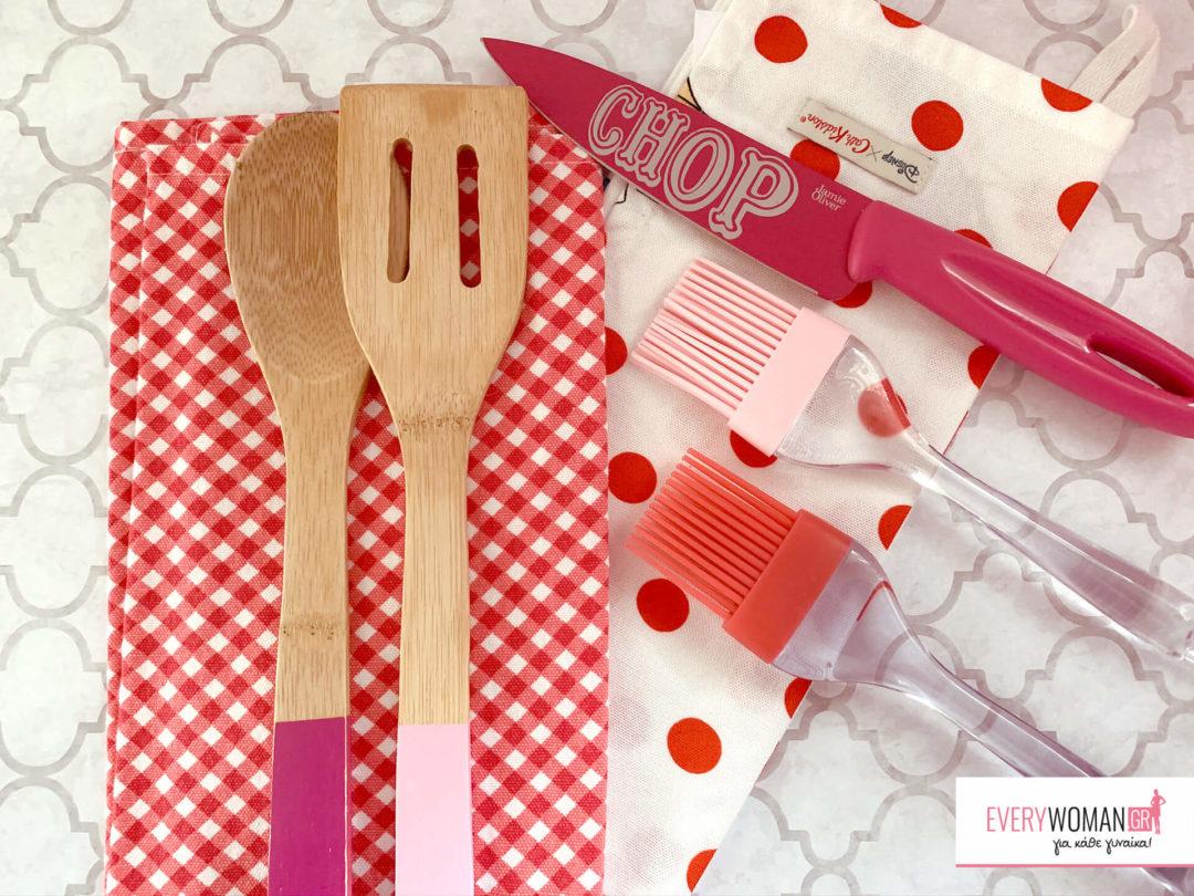 Χρώμα στην κουζίνα