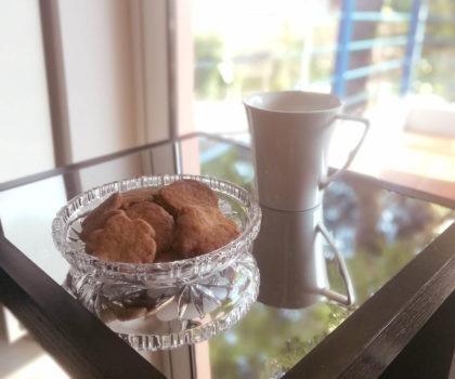 Τραγανά μπισκότα κανέλας