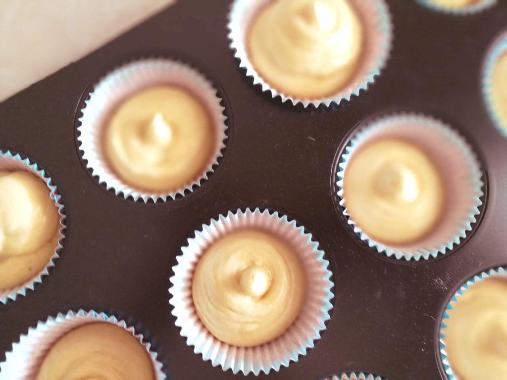 Πασχαλινά cupcakes