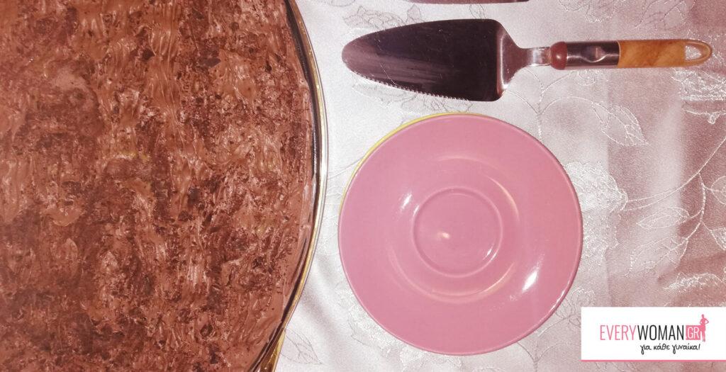 Μπανόφι με σοκολάτα