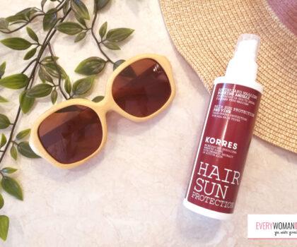 Η προστασία των μαλλιών μας από τον ήλιο