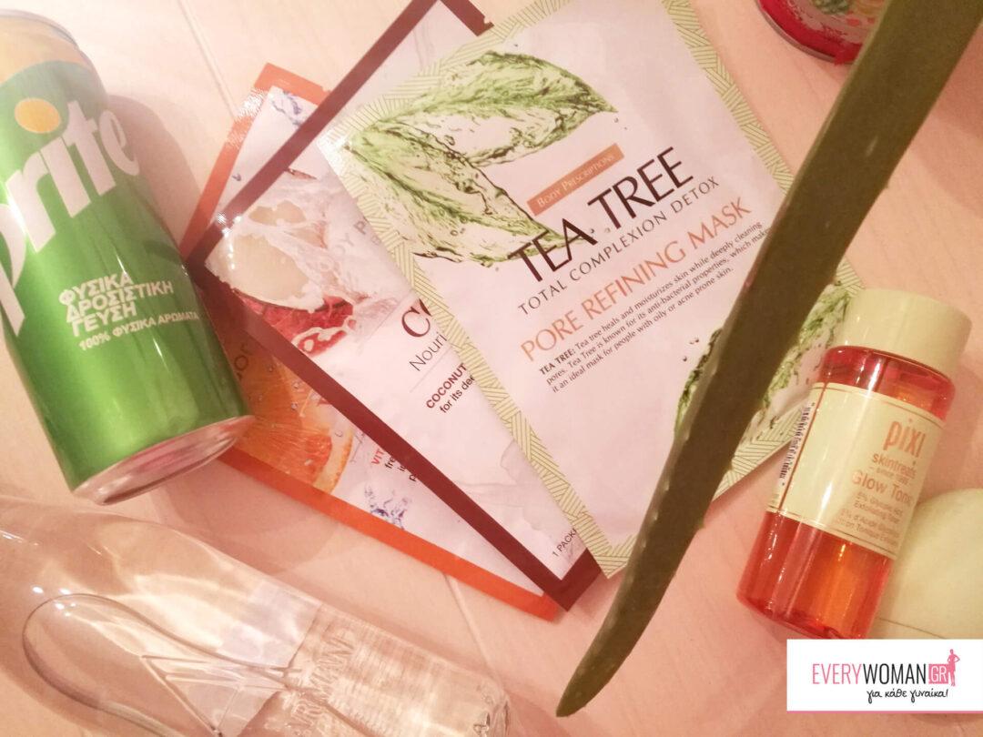 10 συμβουλές για λαμπερό δέρμα το καλοκαίρι