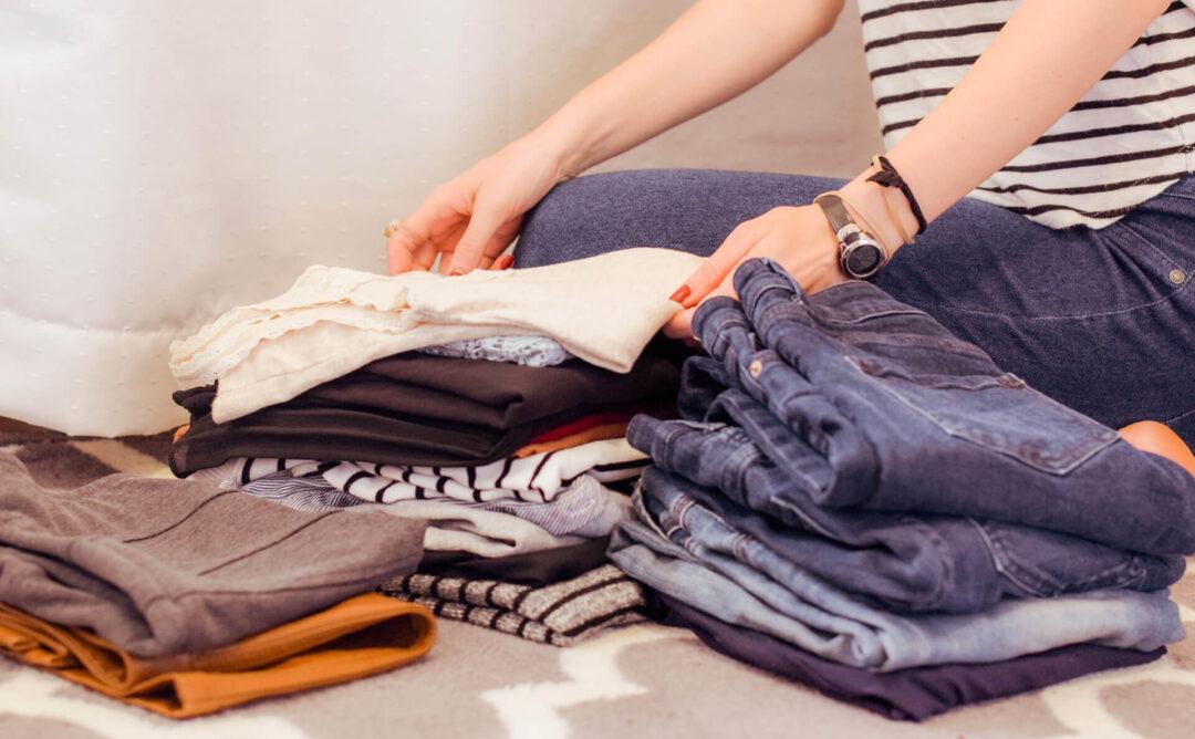 Πρόκληση 5 ημερών: Ξεκαθάρισμα και καθαριότητα