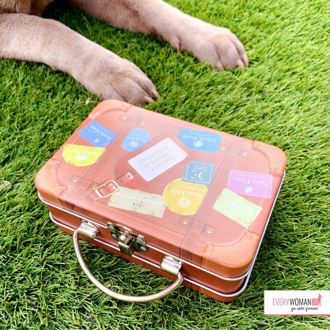 Σκυλάκι και διακοπές