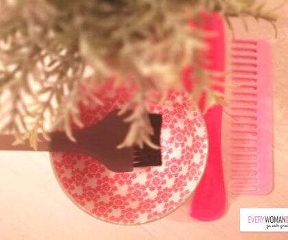 Χρήσιμες τεχνικές για βαφή μαλλιών στο σπίτι