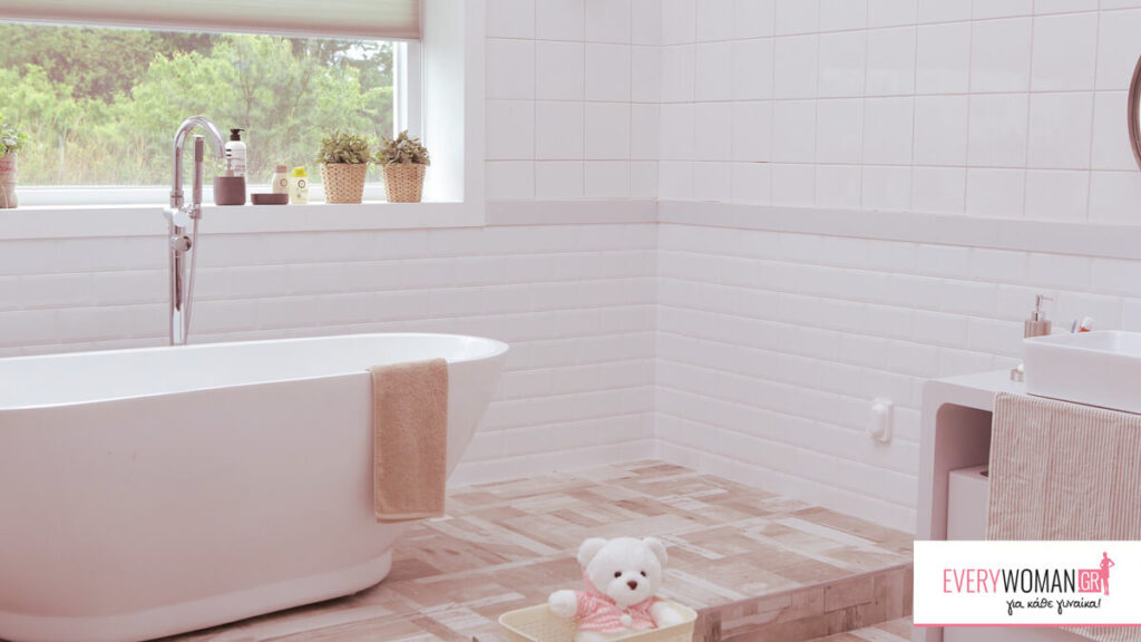 Ο απόλυτος οδηγός καθαρίσματος του μπάνιου