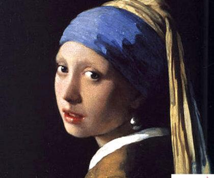 Το κορίτσι με το μαργαριταρένιο σκουλαρίκι