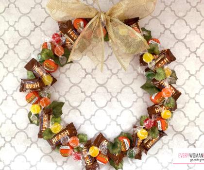 Γλυκό Φθινοπωρινό Στεφάνι