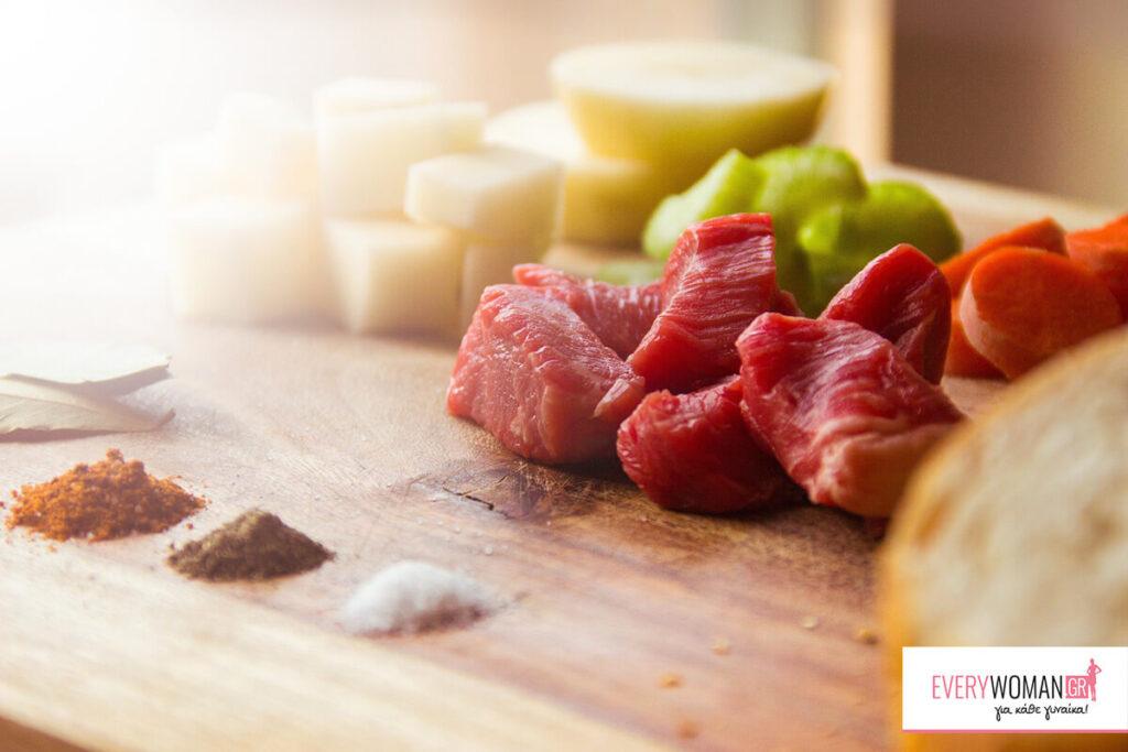 Πρόκληση 5 ημερών: Προετοιμασία γευμάτων