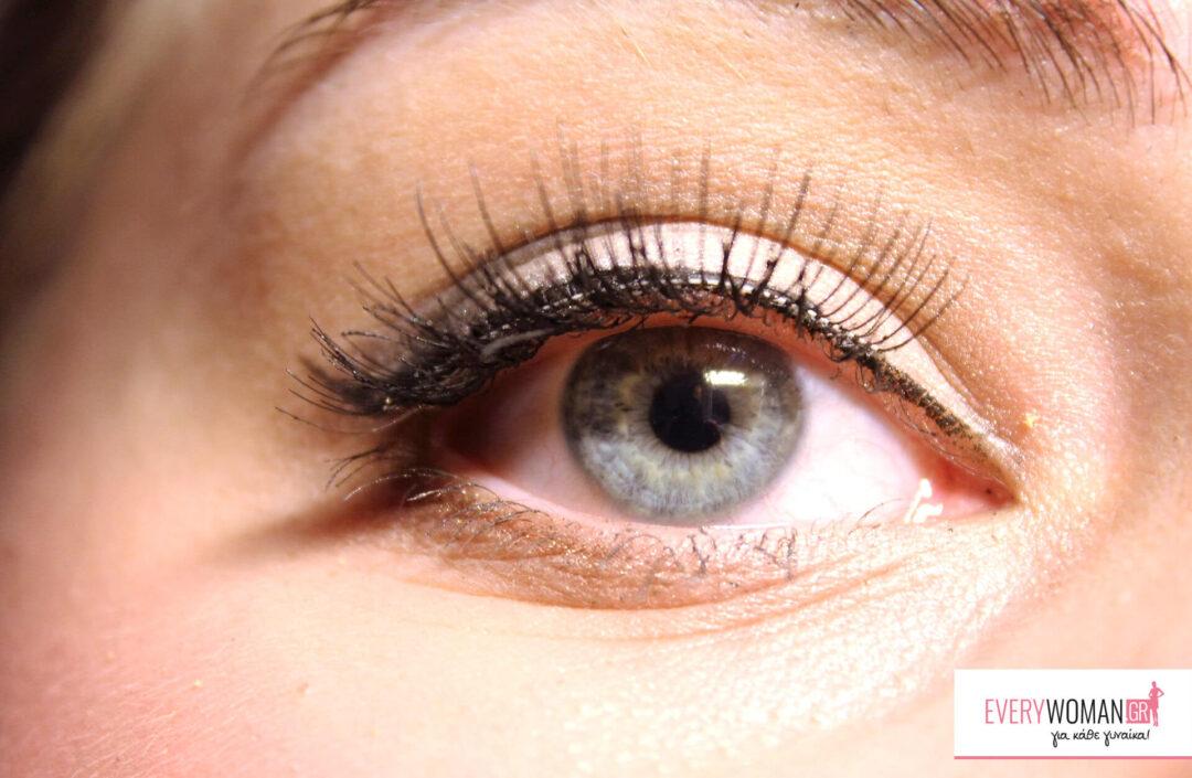 Ποιον τύπο eyeliner να επιλέξω