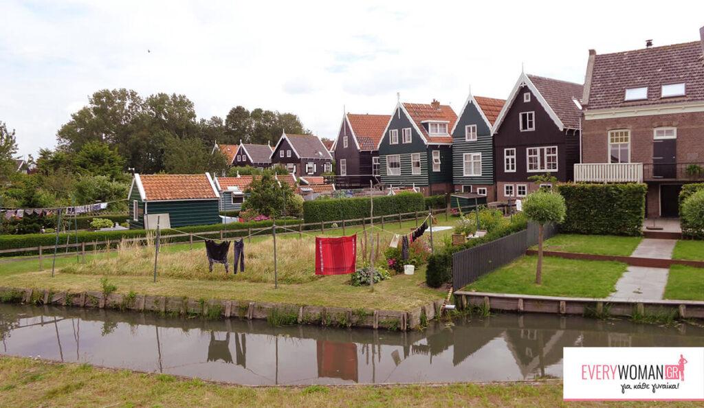 Περιπλάνηση στο ονειρικό Άμστερνταμ