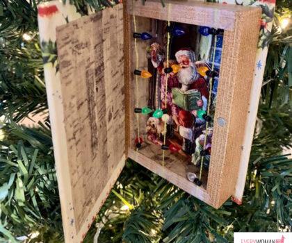 Κατασκευή: Ένα κουτί γεμάτο Χριστούγεννα