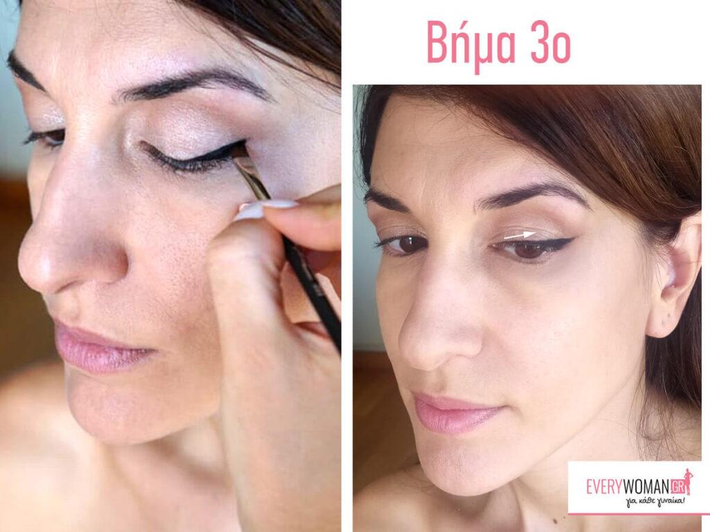 Η εφαρμογή του eyeliner δεν ήταν ποτέ πιο εύκολη
