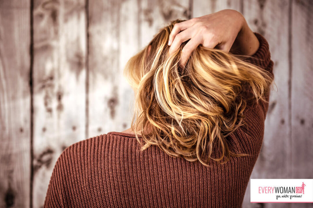 5 συνήθειες για υγιή μαλλιά