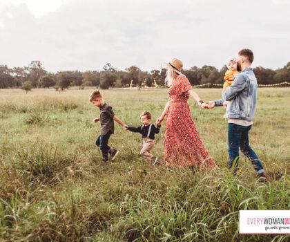Χρόνος με την οικογένεια: Βγαίνουμε έξω