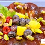 Ζελέ τσαγιού με φρούτα