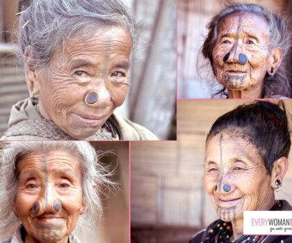 Η Ομορφιά ανά τον Κόσμο – Ινδία: Τα «Καπάκια» Μύτης