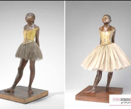 Τέχνη: Η μικρή δεκατετράχρονη χορεύτρια