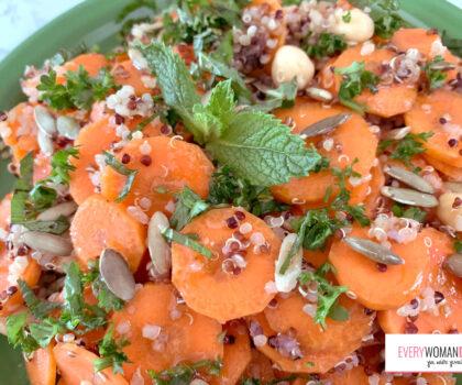Μπουφές με σαλάτες
