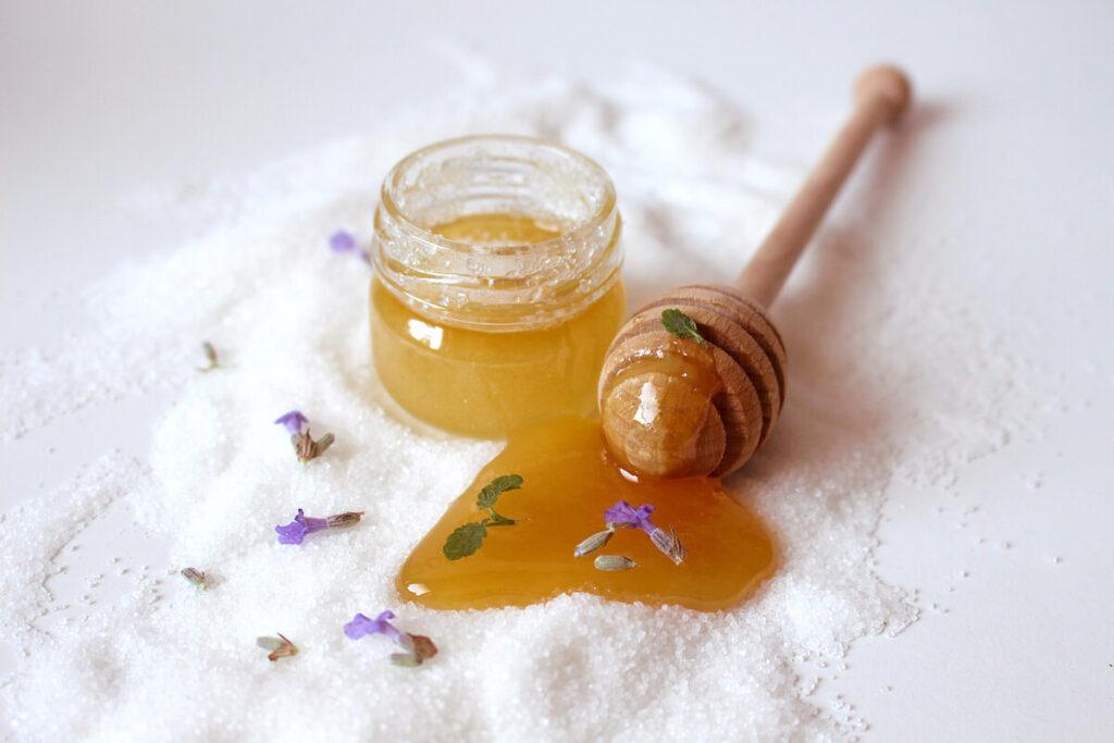 scrub ζάχαρης