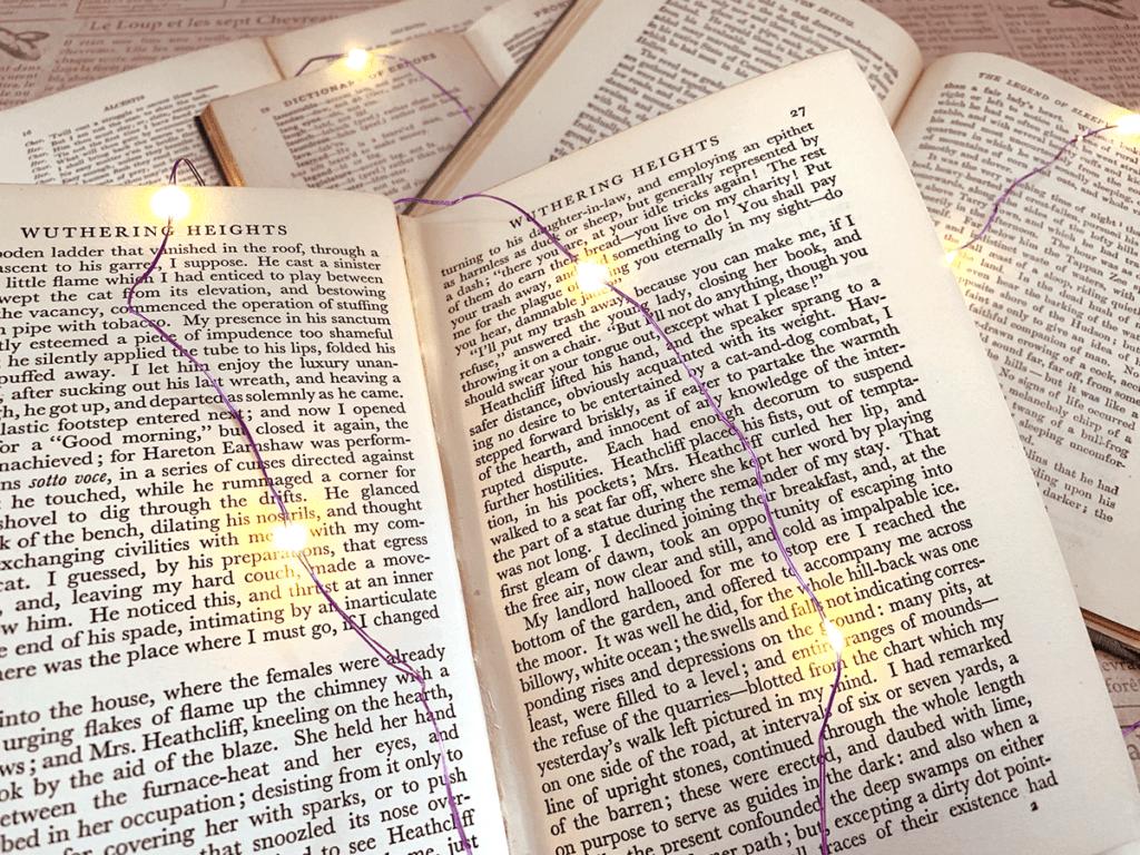 Οργάνωση: Ξεκαθάρισμα βιβλίων